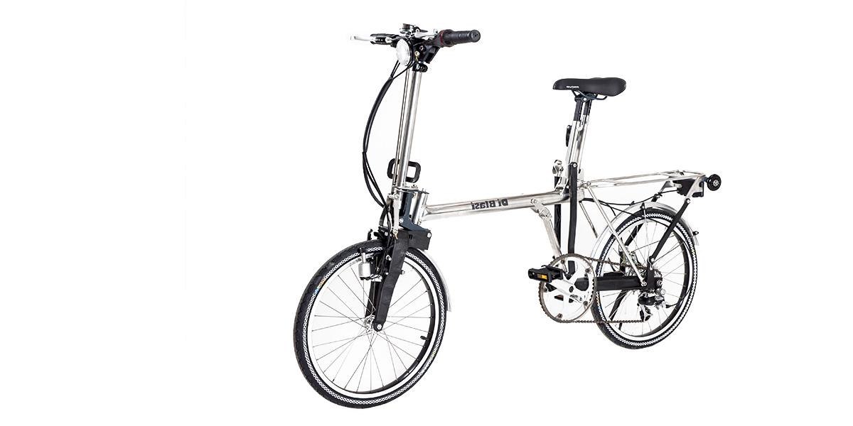 Di Blasi Pieghevole.Bicicletta Pieghevole Di Blasi Mod R22