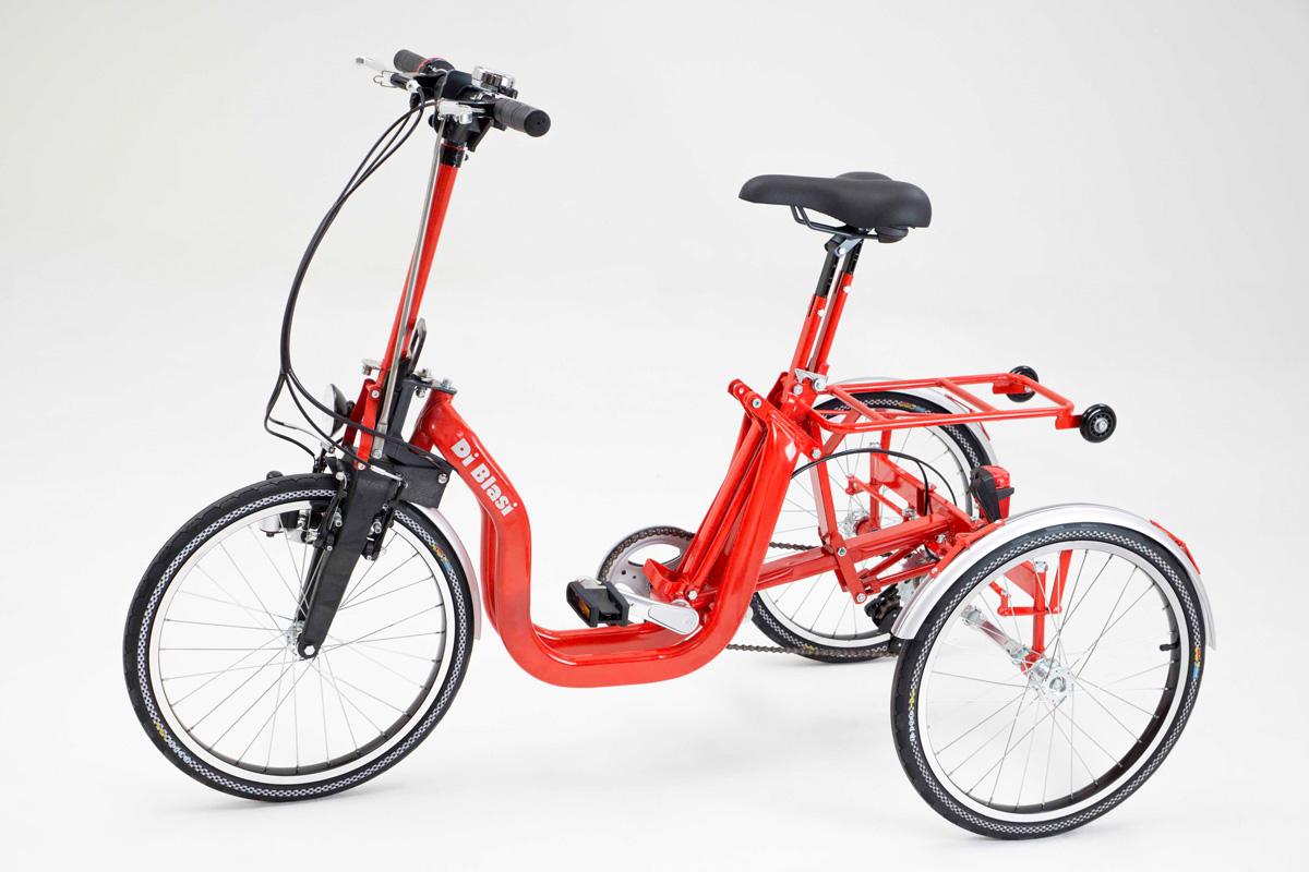 Triciclo-R32-rosso