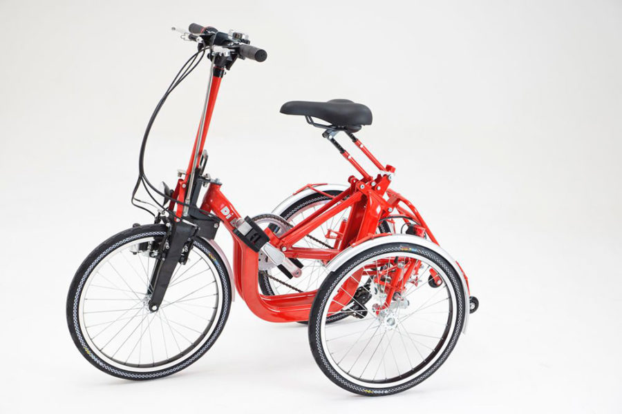 Tricycle pliable pour adultes R32 - 10