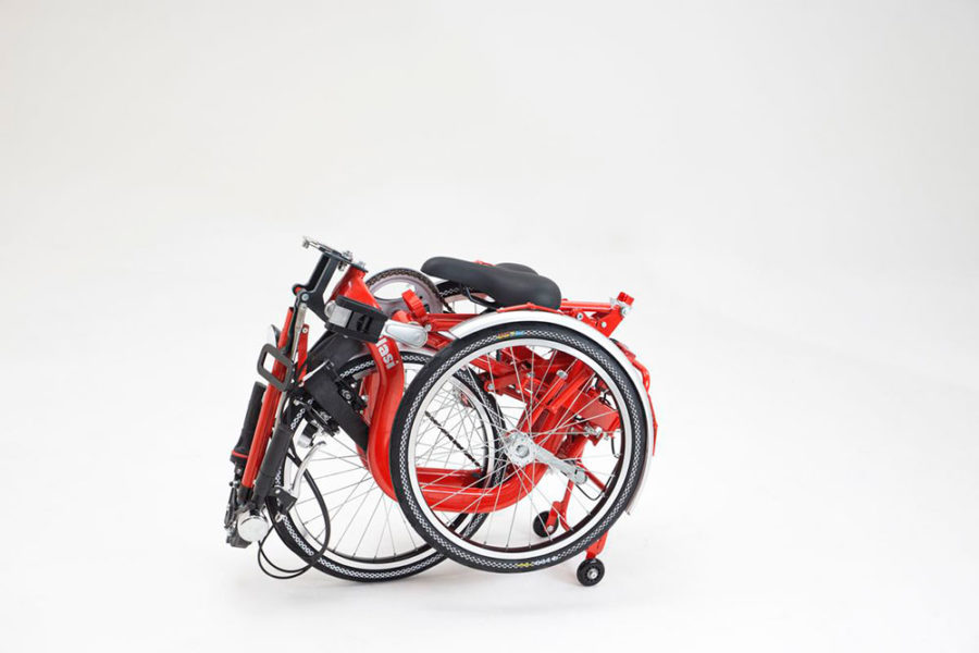 Tricycle pliable pour adultes R32 - 11