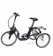 Tricycle pliables Di Blasi