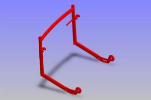 3585 – telaio sedile v4 R30