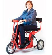 Tricicli Di Blasi per anziani e disabili