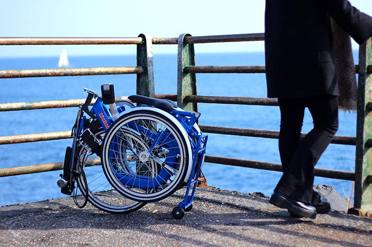 Triciclo pieghevole Di Blasi