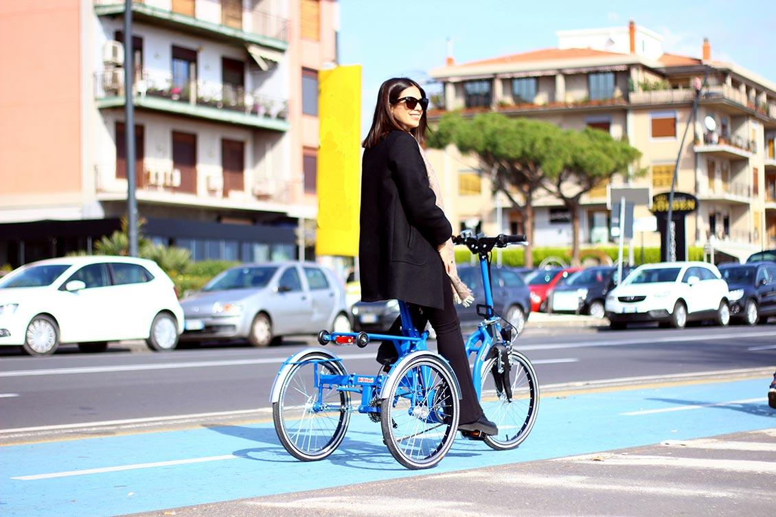 Il triciclo elettrico: la soluzione ideale per la mobilità sostenibile